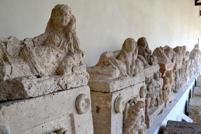 Perugia, Museo Archeologico Nazionale dell'Umbria Foto © Aniek Rooderkerken