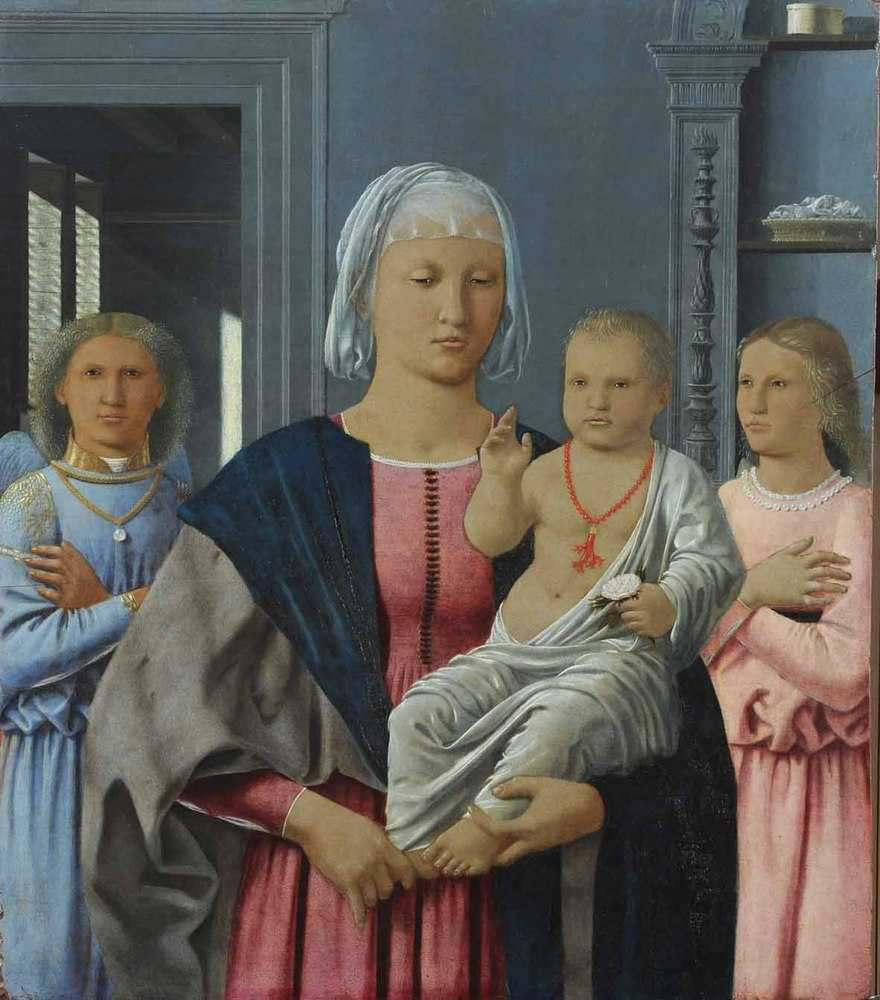 Madonna di Senigallia, Piero della Francesca