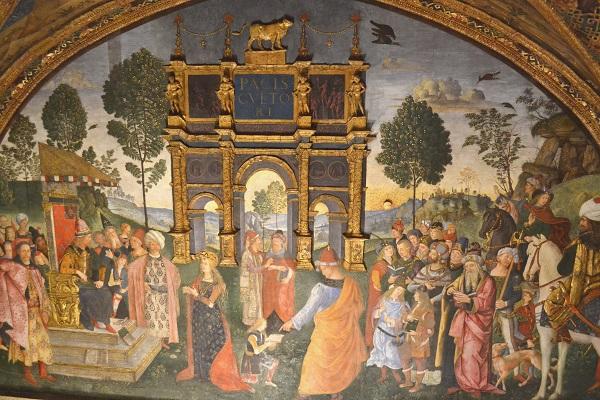 Borgia-vertrekken-Vaticaan-1