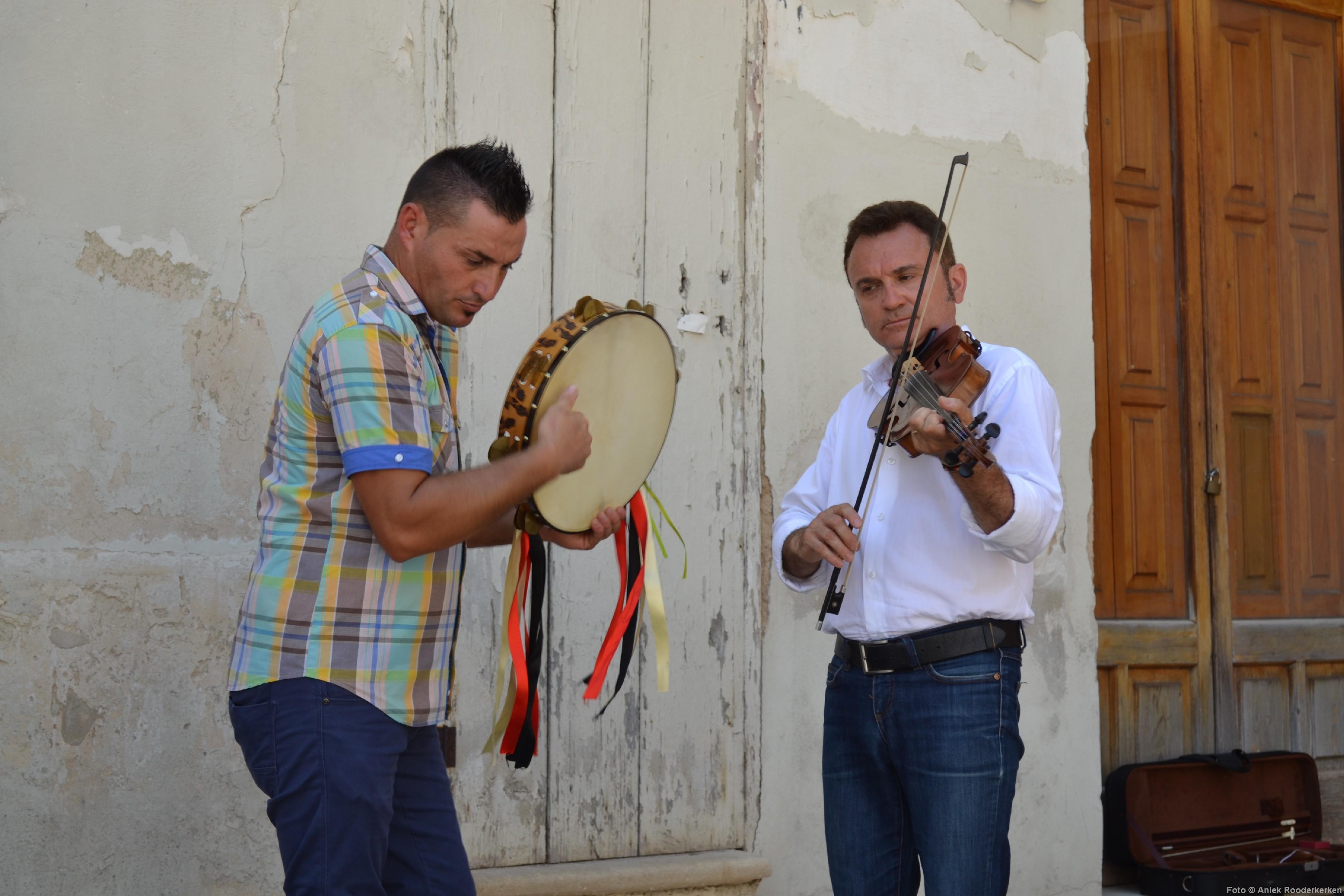 Puglia Muziek Tarantella