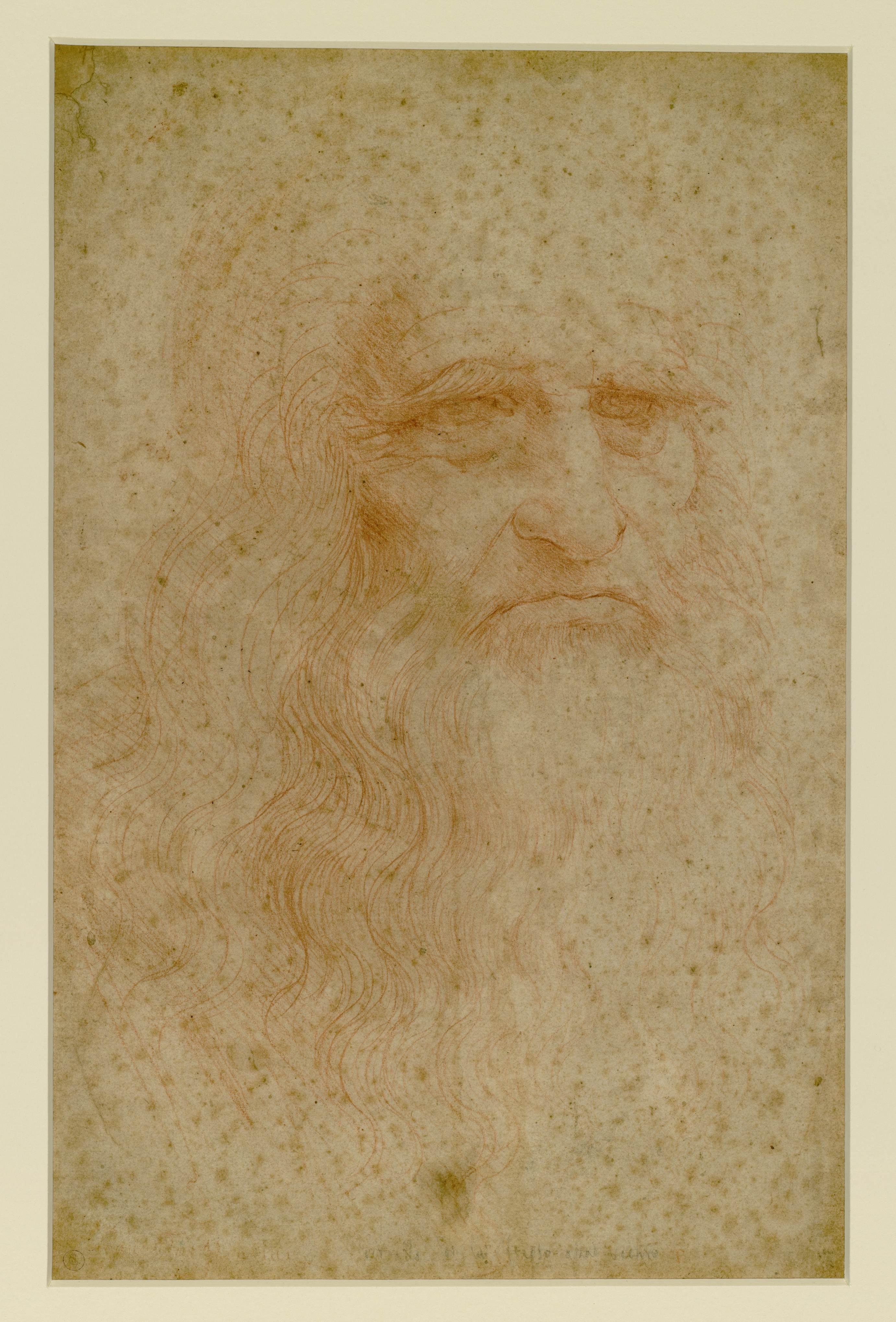 Self-portrait-Leonardo-da-Vinci-Leonardo-and-the-Kings-Treasures