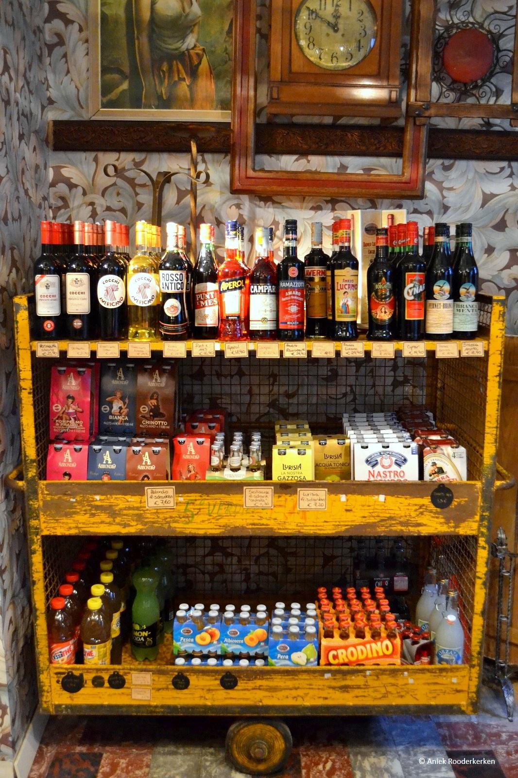 Italiaanse delicatessen in Leuven, Gigi by Zoff Leuven