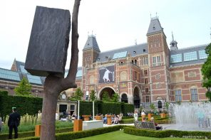 Vene di pietra, tra i rami, Giuseppe Penone, Rijksmuseumtuinen