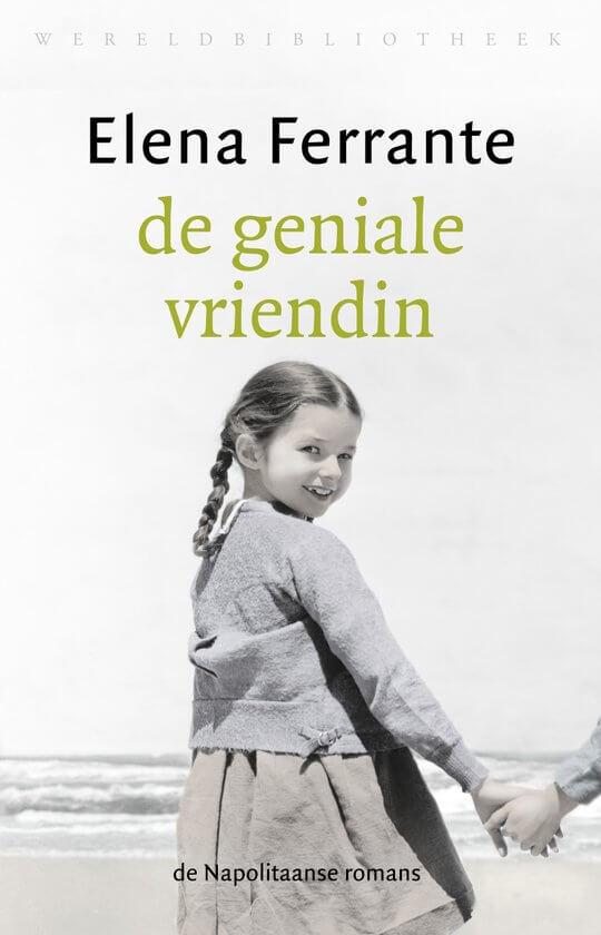 De geniale vriendin, de Napolitaanse romans, Elena Ferrante