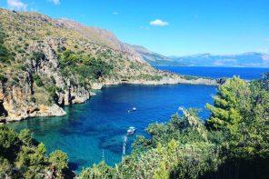 Baia degli Infreschi, Cilento, Salerno Travel