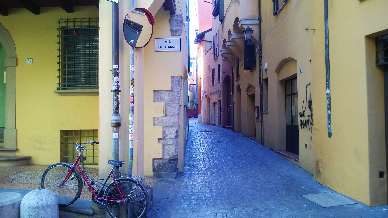 The Best of Bologna - het joodse getto