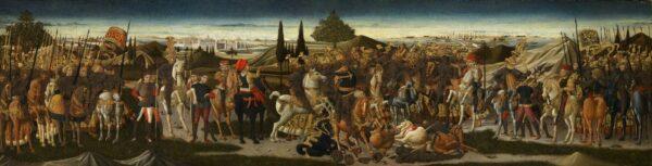 Domenico di Zanobi, Cassone