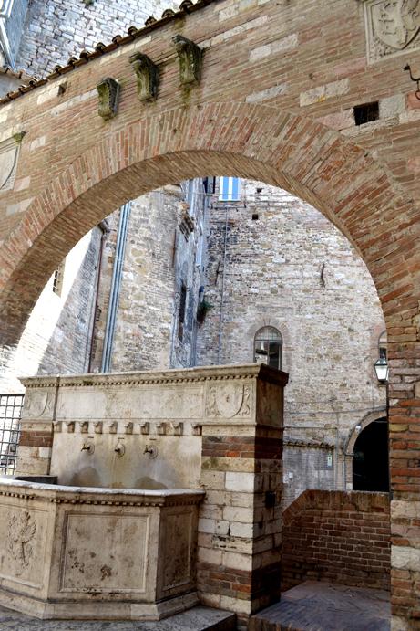 Perugia, Umbrië, Foto Aniek Rooderkerken