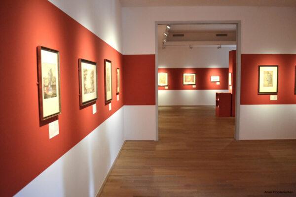 Tentoonstelling Disegno & Couleur, Bonnefantenmuseum Maastricht
