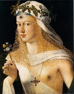 Lucrezia Borgia, Bartolomeo Veneto