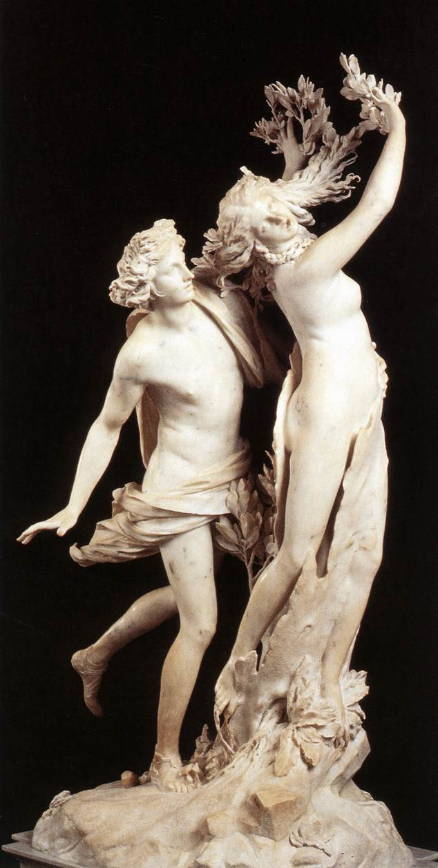 Gianlorenzo Bernini, Apollo en Daphne