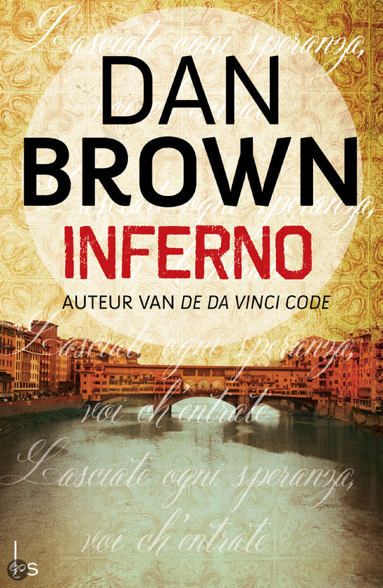 Inferno van Dan Brown