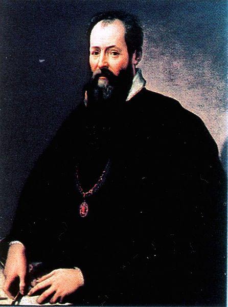 Zelfportret Vasari, 1567, Florence