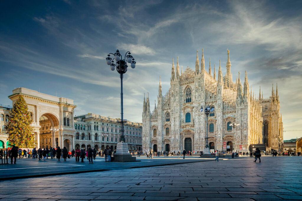 Kathedraal van Milaan