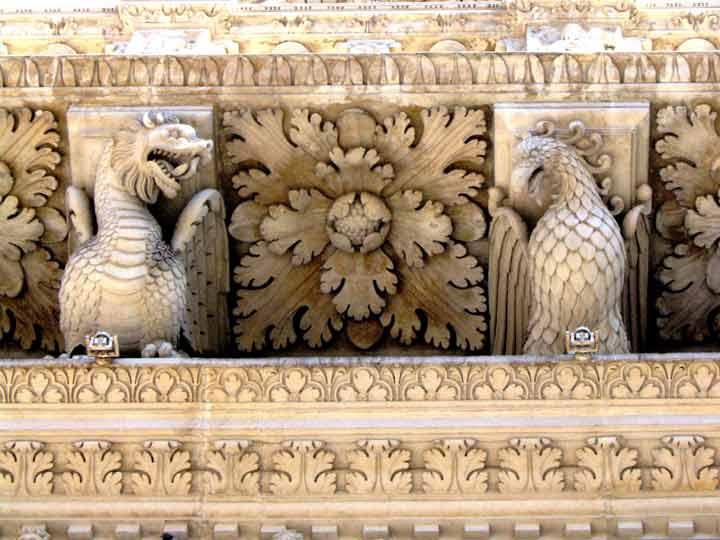 Pietra Leccese, Lecce, Barok