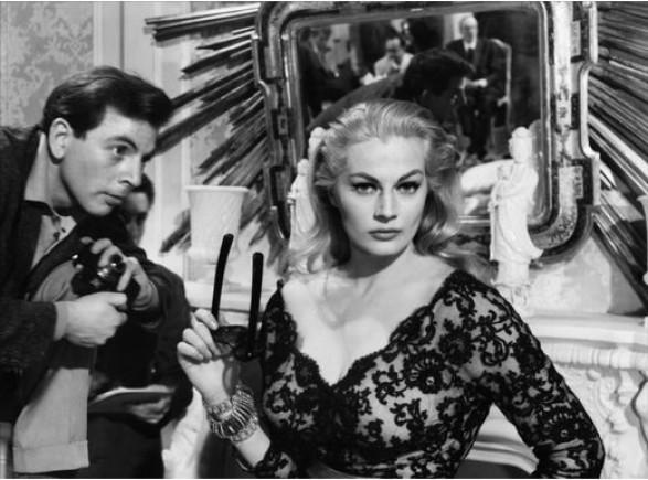 Federico Fellini's La Dolce Vita