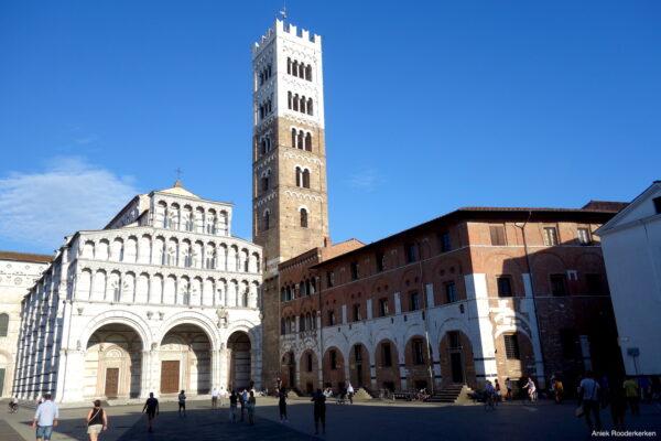 Een stedentrip Lucca met kinderen