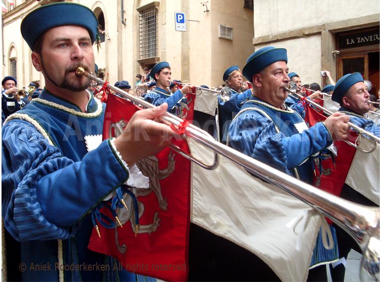 Tips voor de Palio van Siena, Italie Uitgelicht