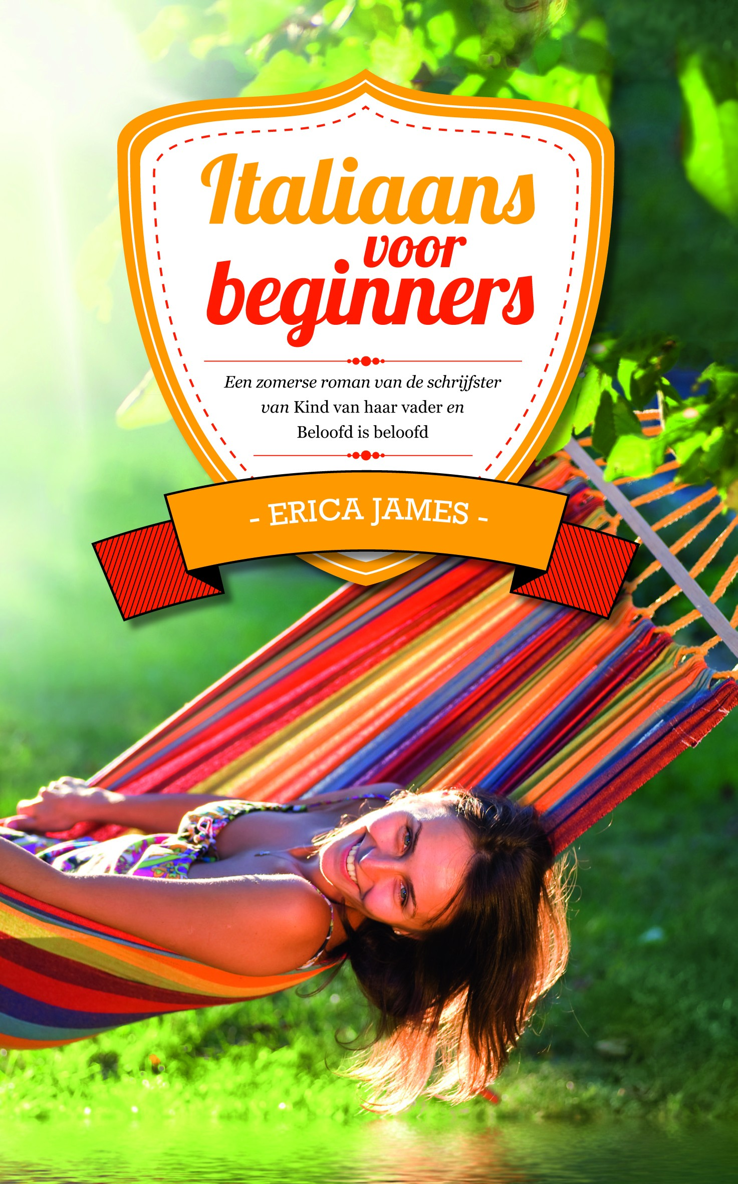 Erica James, Italiaans voor beginners