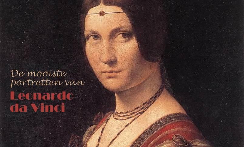 Leonardo da Vinci La belle Ferronière