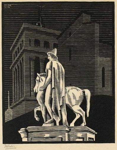 Escher, het Capitool