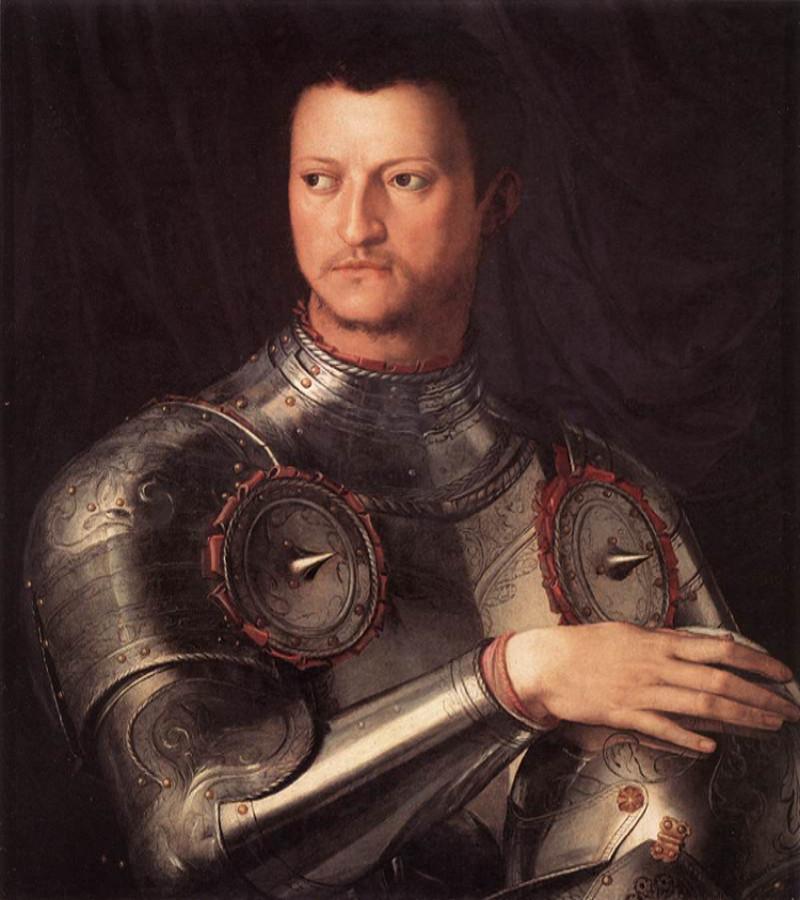 Cosimo I de Medici, door Angelo Bronzino, 1545