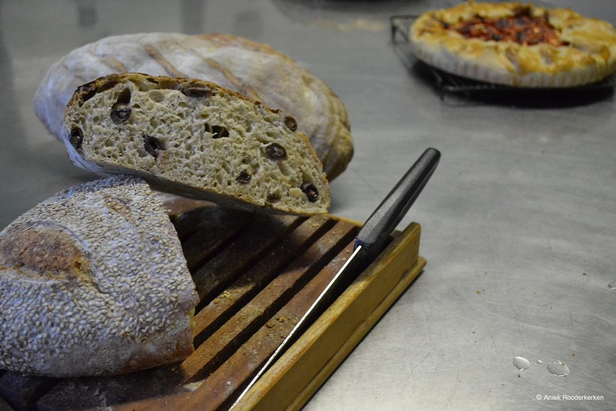 Bella Baita versgebakken brood