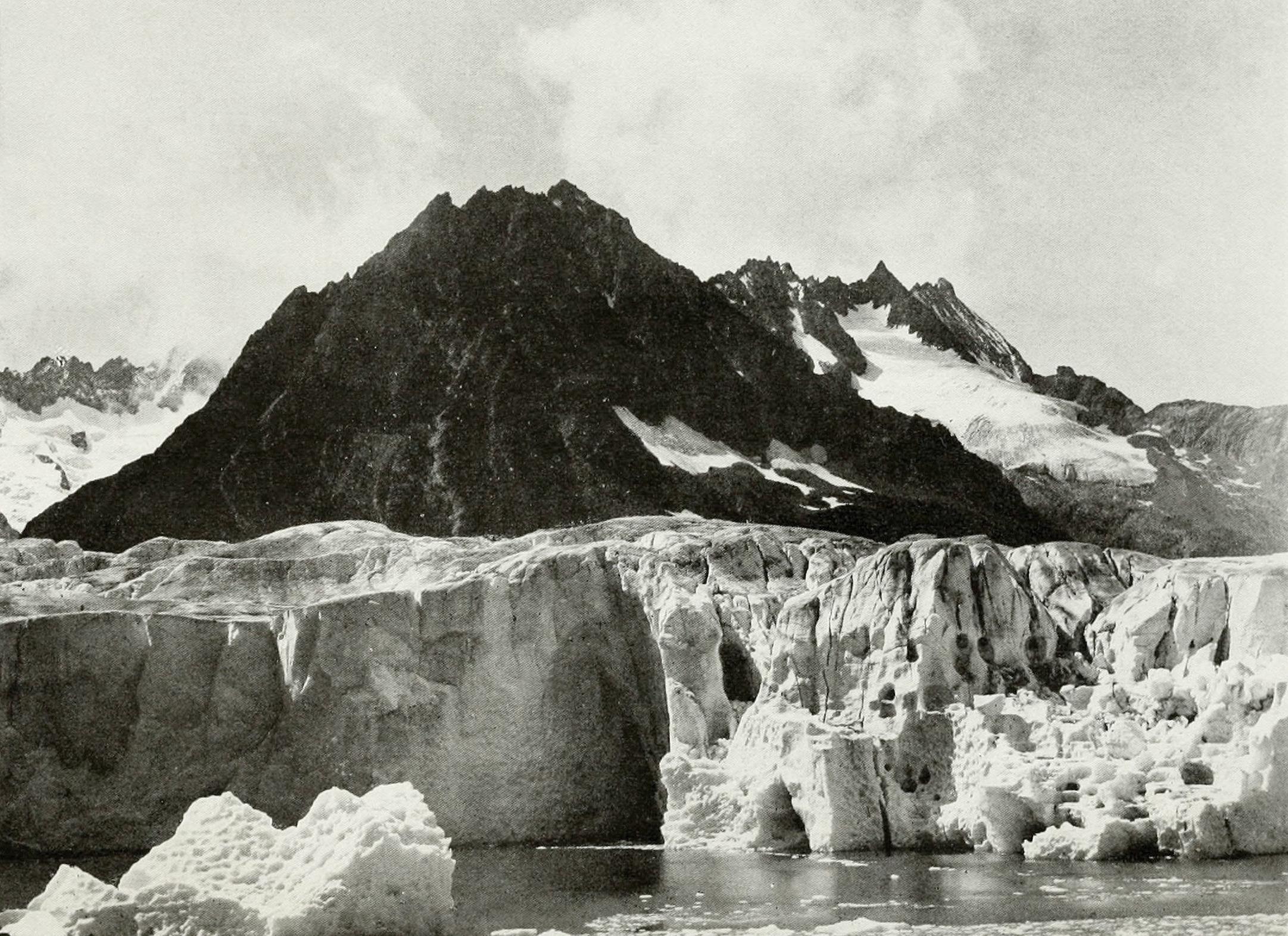 Vittorio Sella, Glacier d'Aletsch