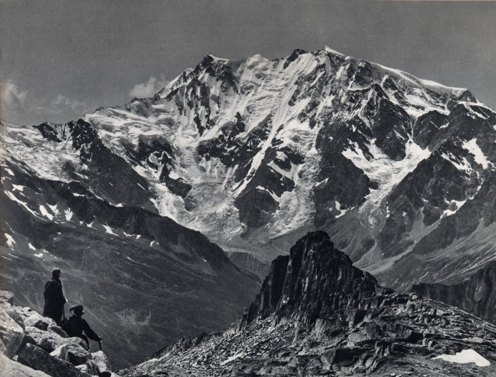 Vittorio Sella, Alpen, Monte Rosa