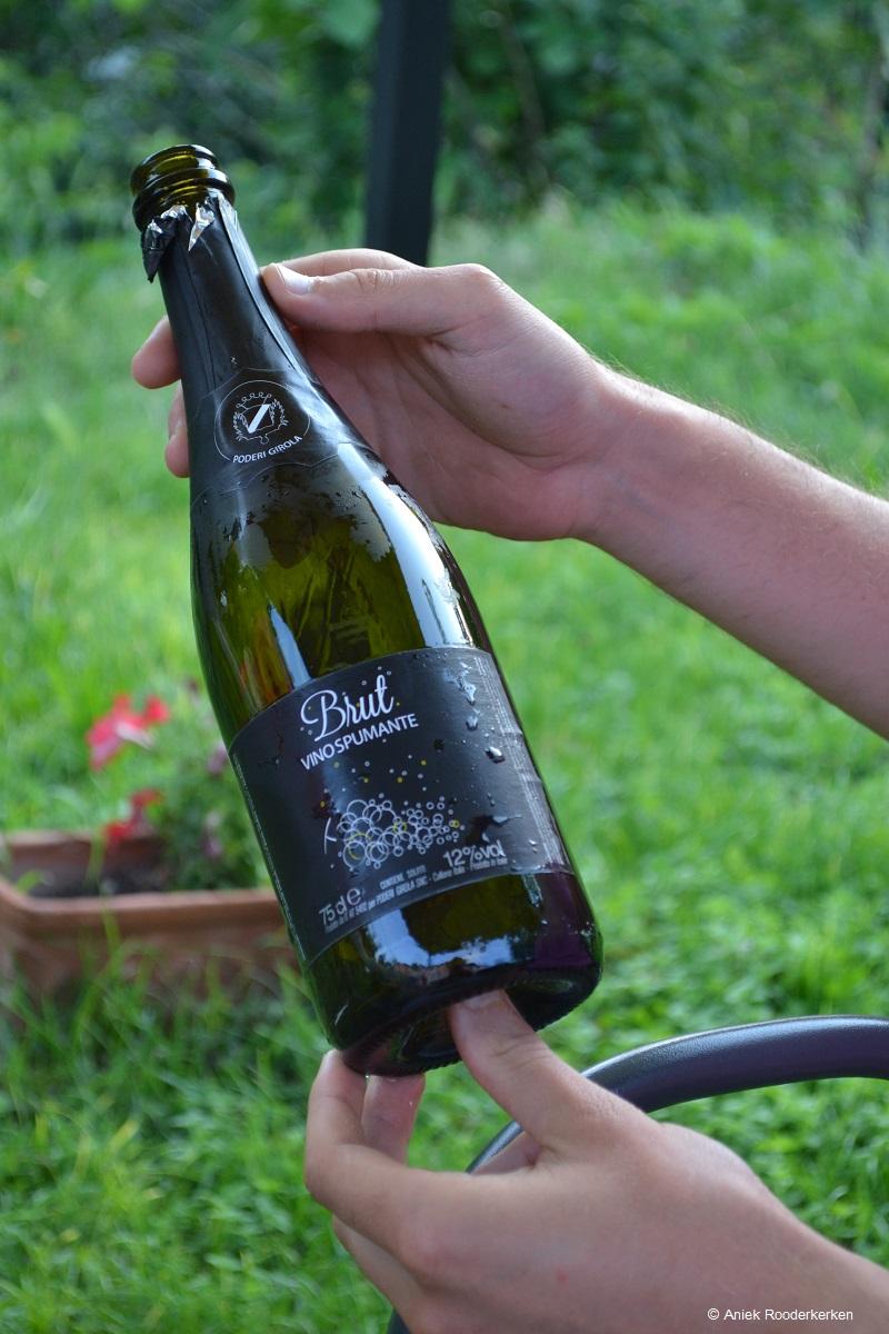 Cascina Rosa wijnproeverij