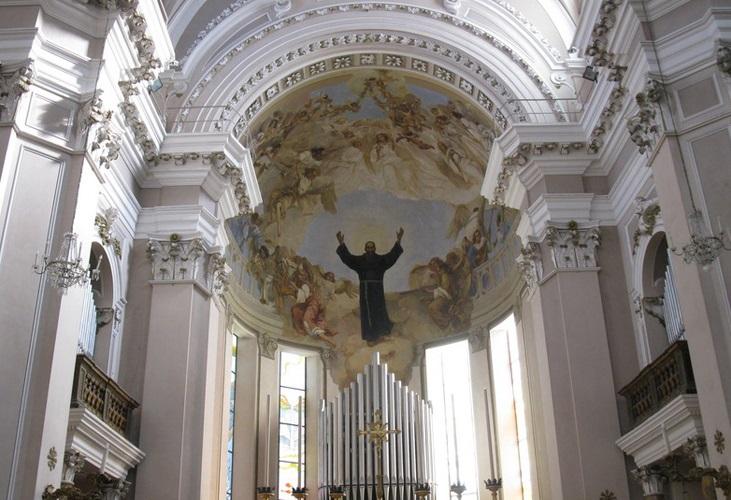 Basilica di San Giuseppe da Copertina