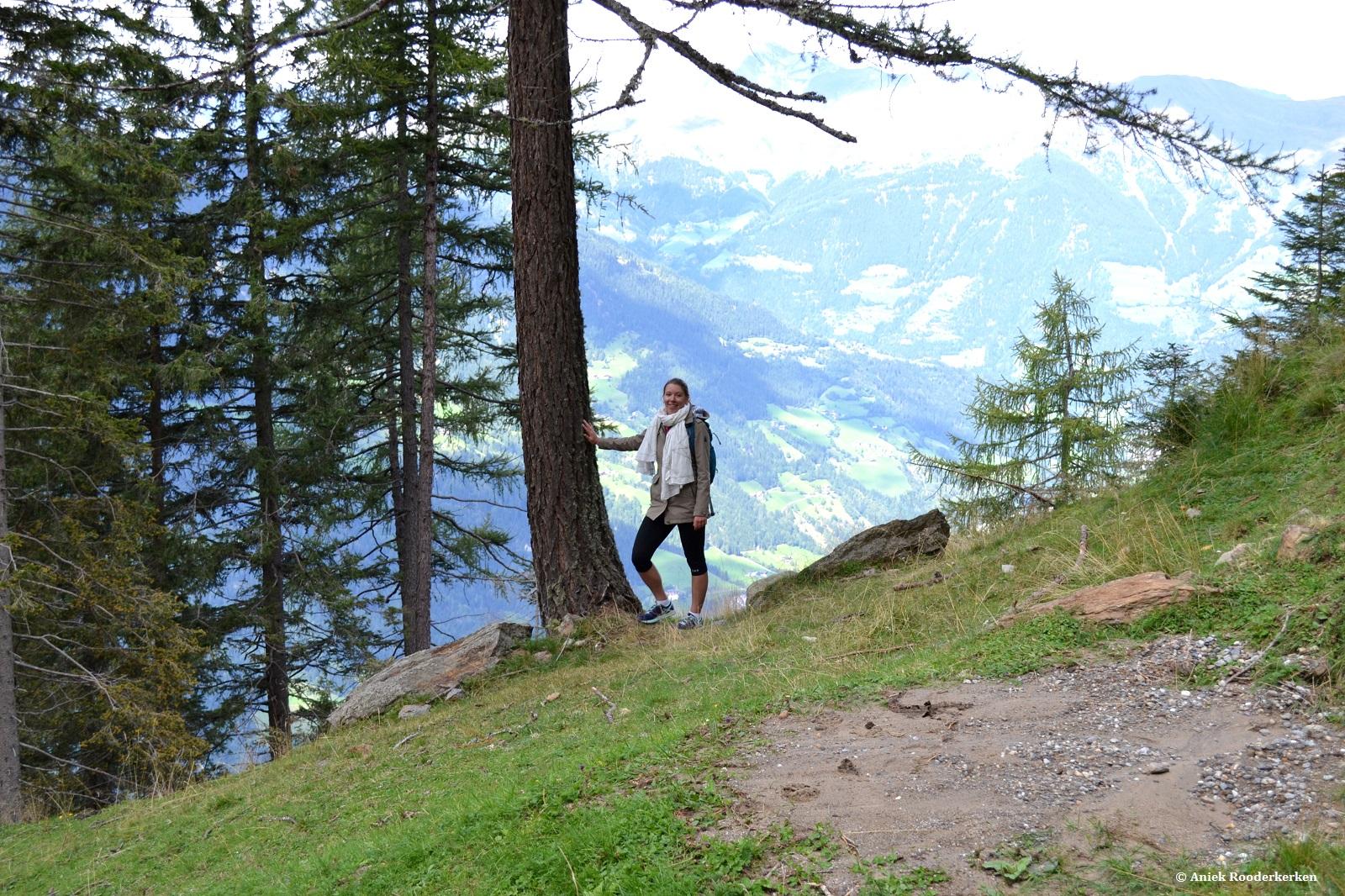 Wat een uitzicht! Zuid-Tirol, Italië