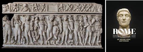 Rome, de droom van keizer Constantijn