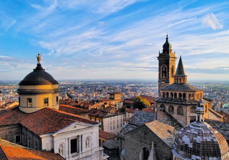 Stedentrip Bergamo Italië