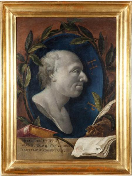 Giovanni Benini, Ritratto di Girolamo Pompei