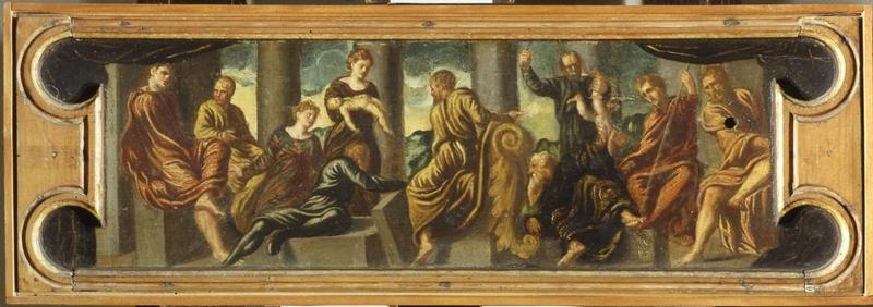 Jacopo Tintoretto, Giudizio di Salomone