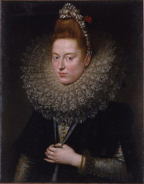Peter Paul Rubens, Dama delle licnidi