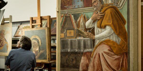 Florence en de Uffizi in 3D