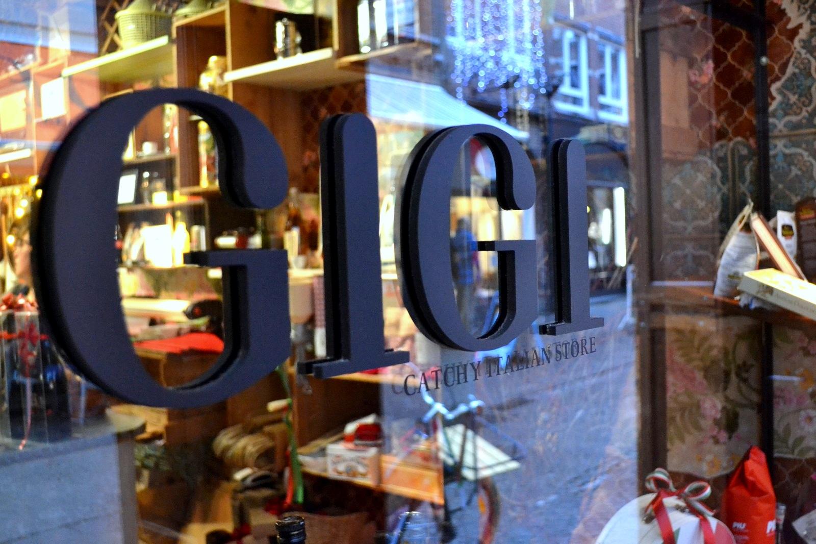 Italiaanse winkel in Leuven: Gigi by Zoff Leuven