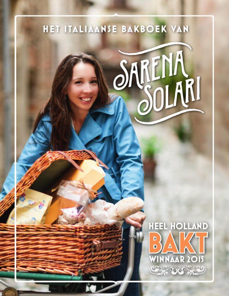 Heel Holland Bakt, Het Iitaliaanse bakboek van Sarena Solari