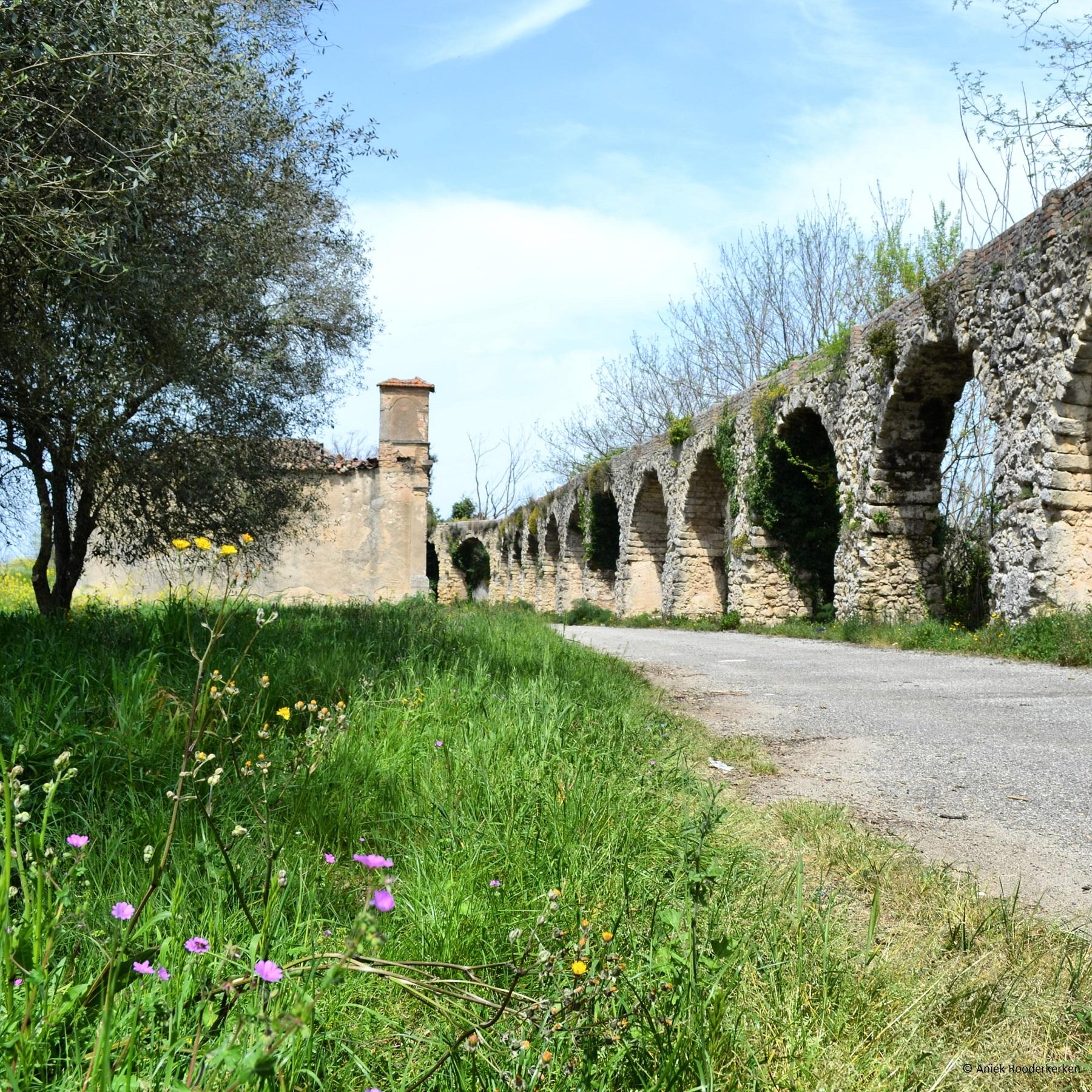 Romeins of niet? Aquaduct in Spilinga