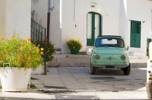 Huurauro in Puglia