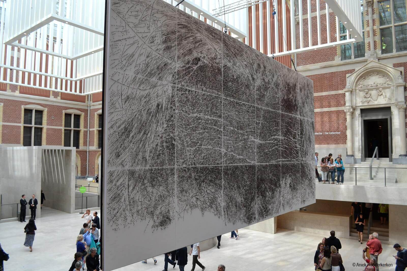 Spine d'Acacia - Giano, Giuseppe Penone, Rijksmuseum