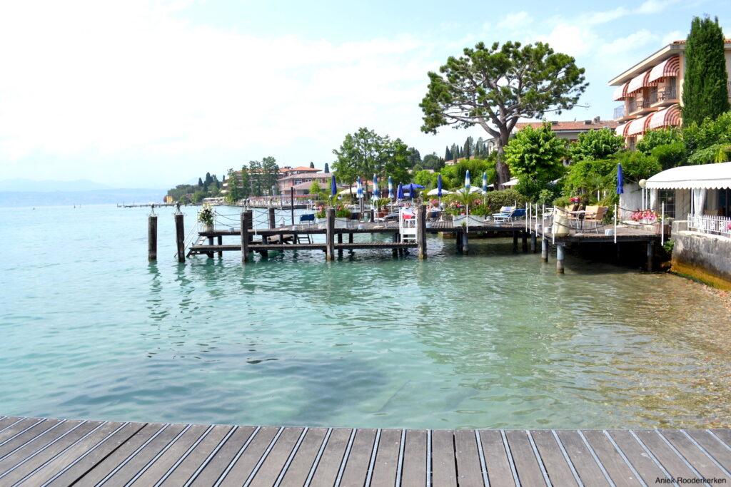 Vakantie aan het Gardameer