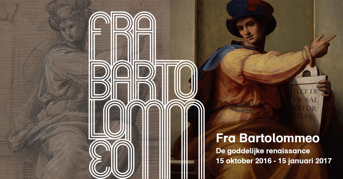 Fra Bartolommeo in Museum Boijmans Van Beuningen