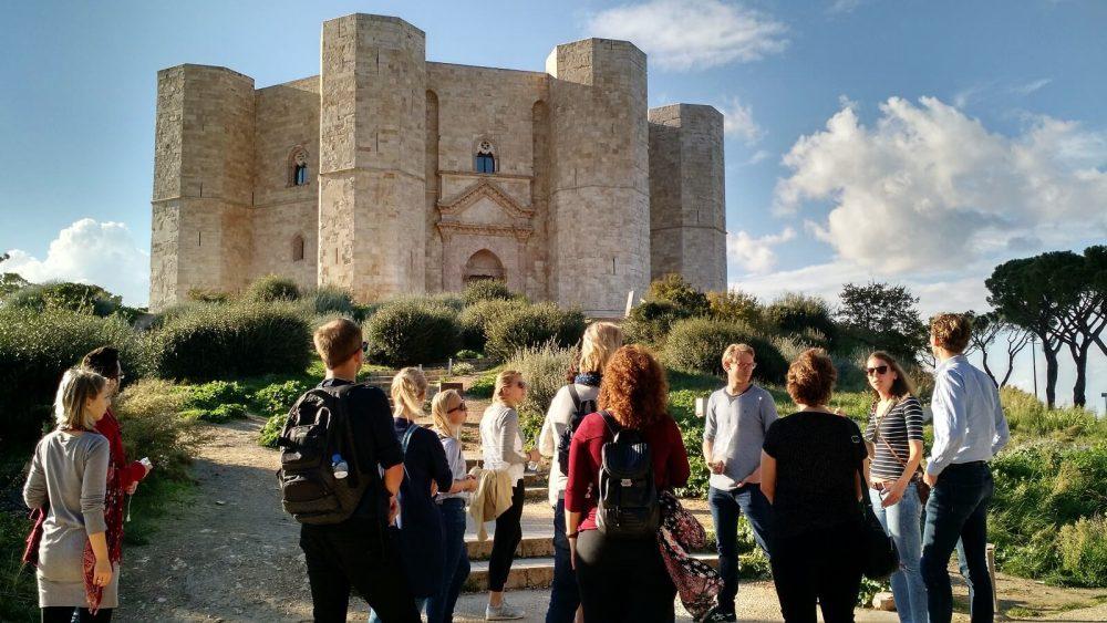 UNESCO in Puglia, Castel del Monte