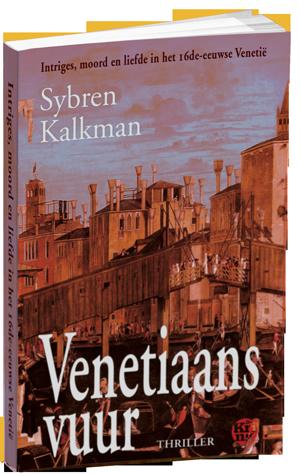 Venetiaans vuur, Sybren Kalkman
