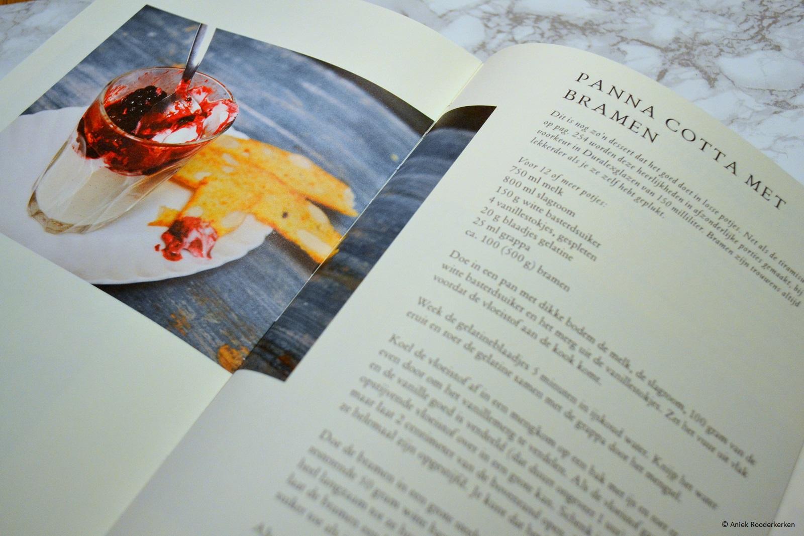 Recept voor Panna Cotto. Polpo, Russell Norman