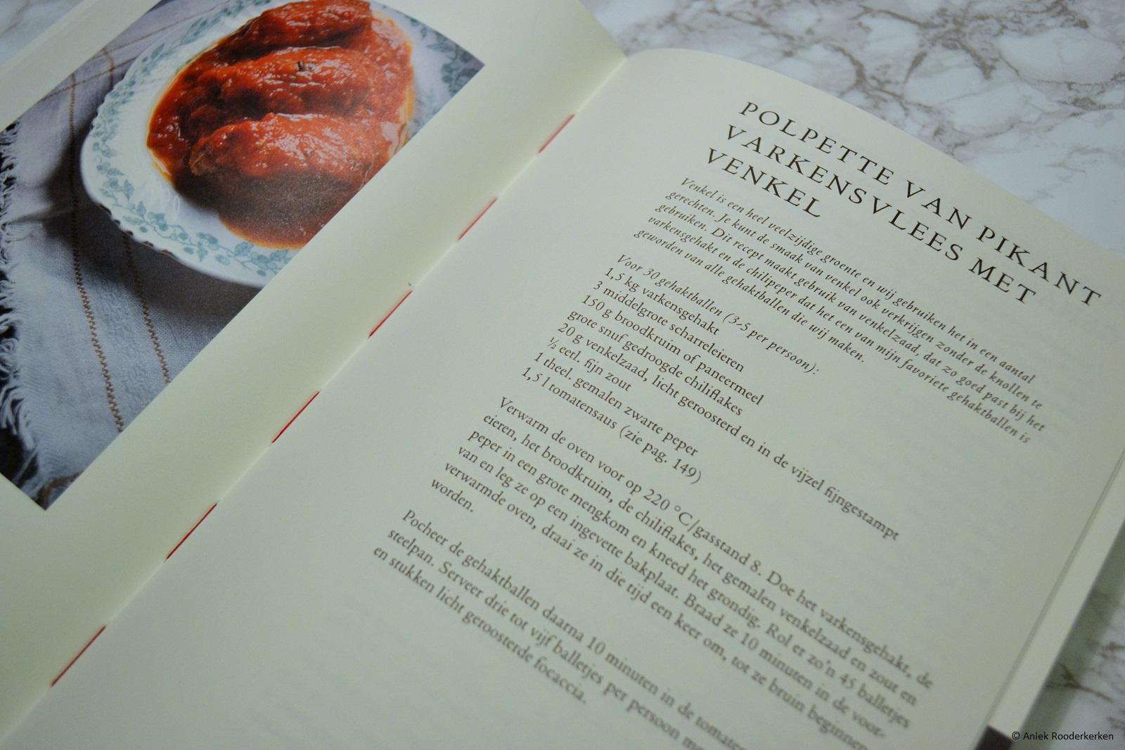 Recept voor Polpette. Polpo, Russell Norman