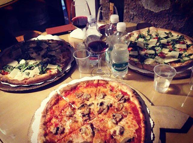 Pizza, Salerno Travel